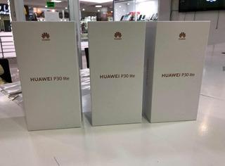 Huawei P30 Lite 128gb Nuevos Garantía