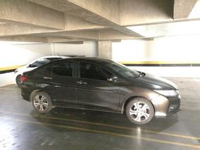 Honda City 1.5 16v Ex Flex Aut. 4p