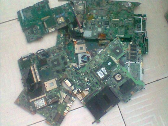 10 Placa Notebook Lixo Eletronico 89 Sem Garantia.
