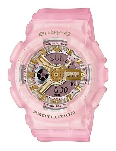Reloj Casio Baby-g Life And Style Ba-110sc-4a