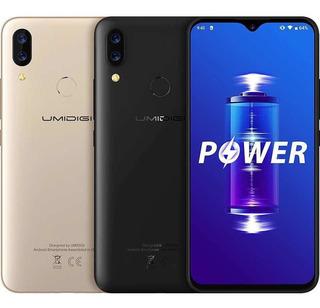 Smartphone Umidigi Power 4gb De Ram 64gb Preto