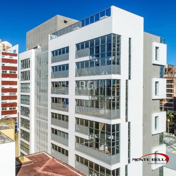 Flat Em Centro Com 1 Dormitório - Bt9186