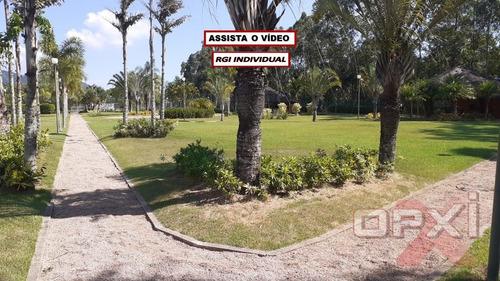 Terreno Condomínio Reserva Das Garças (próximo Ao Recreio Dos Bandeirantes) - 1407