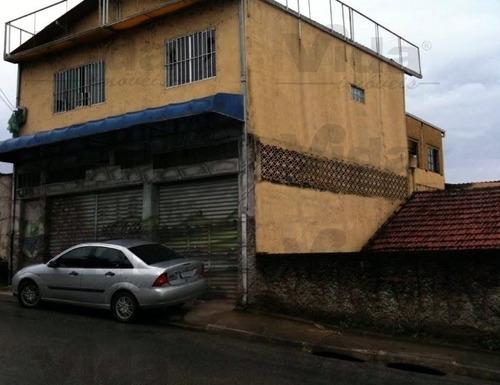 Galpão À Venda Em Vila Sul Americana  -  Osasco - 37249