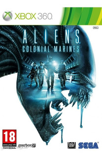 Aliens Colonial Marines Xbox 360