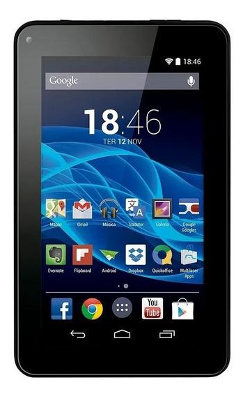 Tablet M7s Lite Android 8.1 Oreo 8gb Preto Nb296 12x S/j