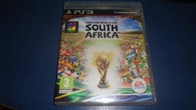 Jogo 2010 Fifa World Cup South Africa Ps3 Frete 15 Reais