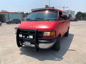 Dodge Ram Wagon 3p Wagon 1500 Pasajeros V6 Mt 2000