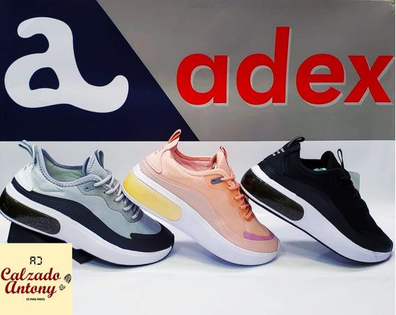 Tenis Zapatilla Deportiva Dama Tipo Nike Air Max Importada