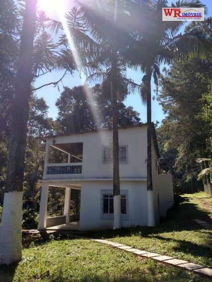 Chácara Residencial À Venda, Estância Rio Grande, Santo André. - Ch0031