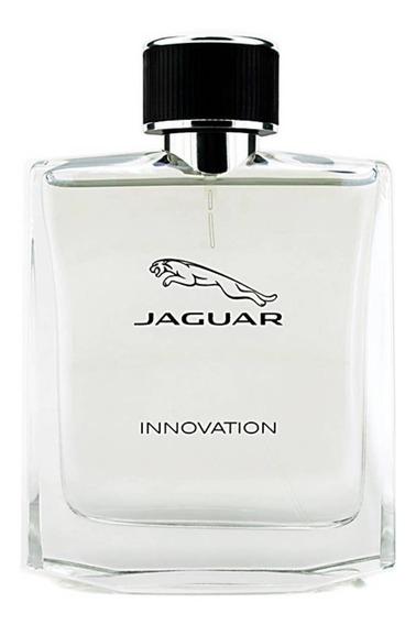 Jaguar Innovation Perfume Masculino - Edt 60ml Beleza Na Web