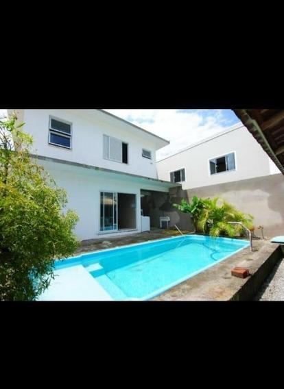 Casa Em Potecas, São José/sc De 290m² 4 Quartos À Venda Por R$ 414.000,00 - Ca349701