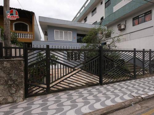 Imagem 1 de 30 de Casa Com 3 Dormitórios À Venda, 217 M² Por R$ 800.000,00 - Centro - Mongaguá/sp - Ca5269
