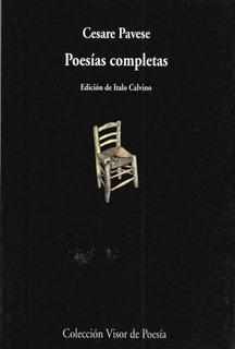 Poesías Completas - Cesare Pavese, Cesare Pavese, Visor