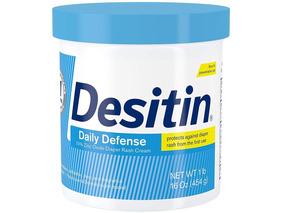 Desitin Azul Daily Defense Creamy Rapid Relief Top 454g