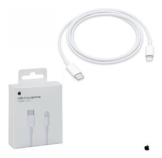 Cabo Original Usb-c iPhone X Xr Xs 11 Pro Max Apple