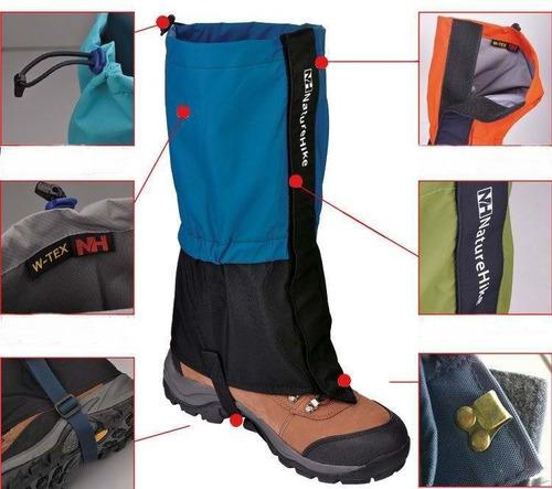 Polaina De Trekking Impermeables Respirable / Jainel Fishing