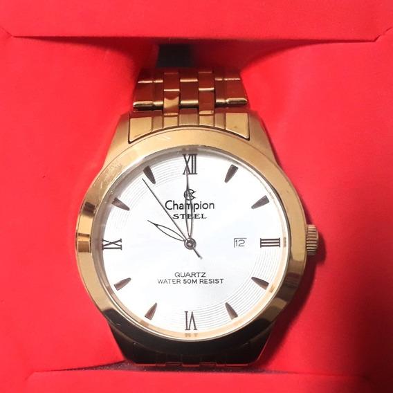 Relógio Masculino Champion Original Muito Barato