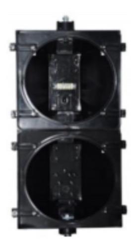 Carcasa De Policarbonato Uv-resintant Para Semáforo De 300mm