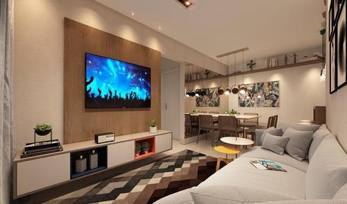 Apartamento Em Dom Bosco, Itajaí/sc De 74m² 2 Quartos À Venda Por R$ 423.800,00 - Ap918894