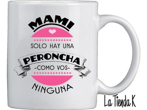 Imagen 1 de 2 de Tazas Peroncha Día De La Madre Peronistas Kirchneristas