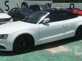 Audi A5 2.0 Cabriolet T At