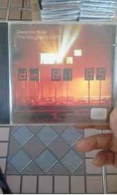 Cd Depeche Mode - The Singles 8185