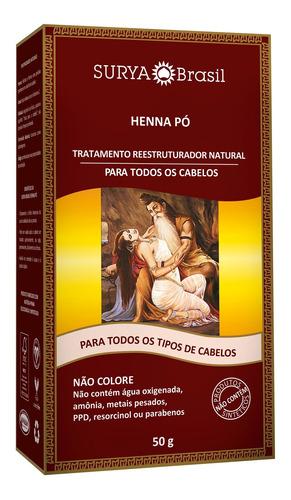 Tinta Polvo 50 Ml Tratamiento Natural Profesional