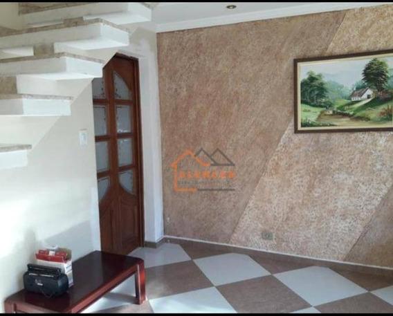 Sobrado Com 3 Dormitórios À Venda Por R$ 415.000,00 - Cidade São Mateus - São Paulo/sp - So0136