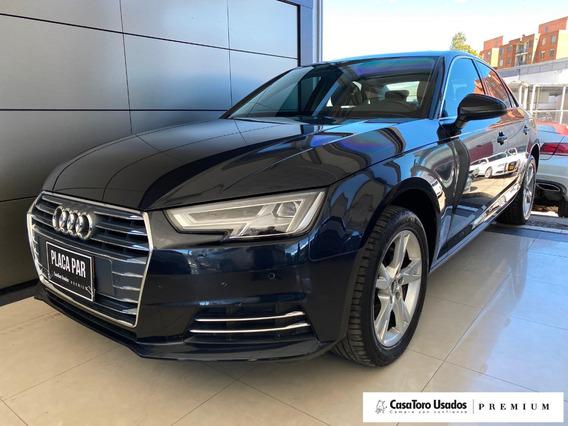 Audi A4 Ambition At 2000cc 2017