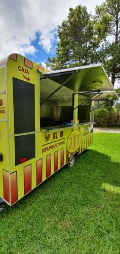 Food Truck 2019 - Inmaculado.-