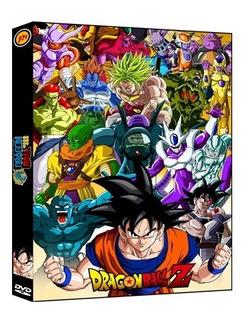 Dragon Ball Peliculas [20 Peliculas] [4 Dvds]