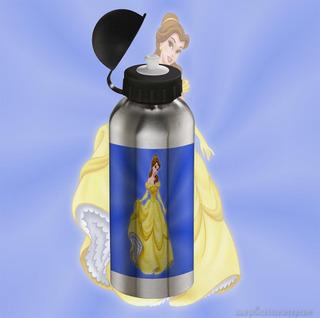 Garrafa Princesa Bela Disney