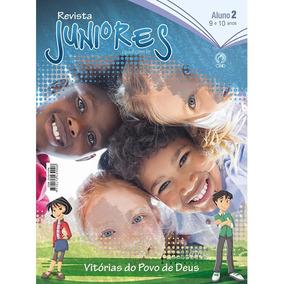 Kit Ebd Revistas 2° Tr2019 Juniores 2 Alunos Cpad