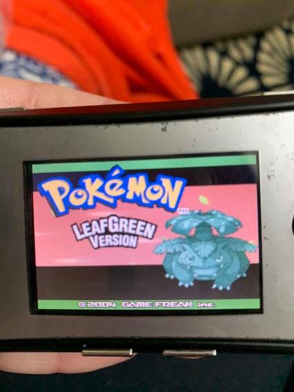 Nintendo Gameboy Advance Micro Raro Frete Grátis Com Pokémon