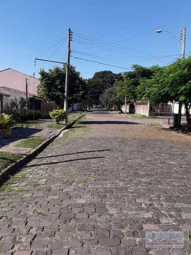 Villarinho Imóves Vende Terreno 10 X 25 - Possui Projeto Aprovado P Construir Sobrado -250 M² Por R$ 144.000 - Nonoai - Porto Alegre/rs - Te0132