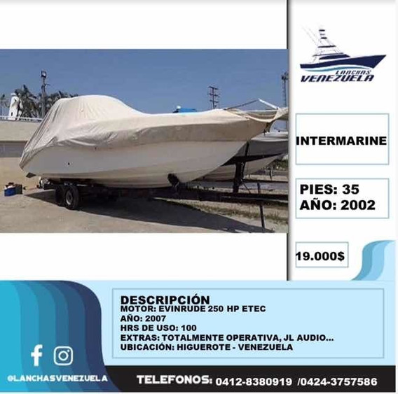 Lancha Intermarine 35 Lv192