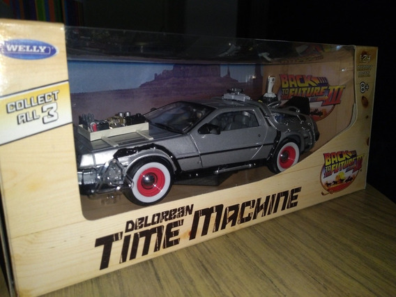 Delorean Back To The Future3