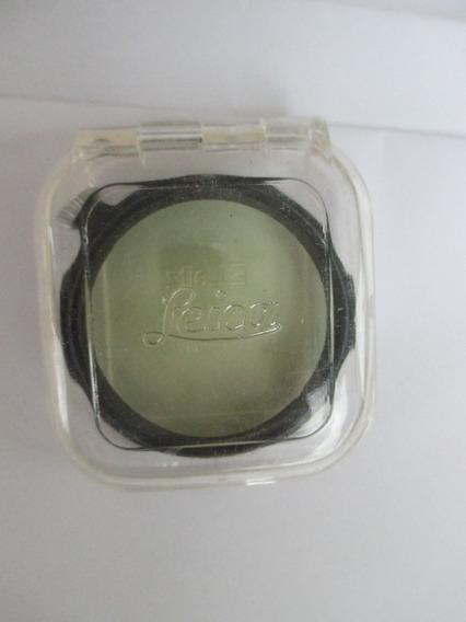 Filtro Ultravioleta Para Câmera Fotográfica Leica - Alemã