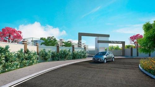 Imagem 1 de 30 de Apartamento Com 2 Quartos À Venda, 40m², Área De Lazer, 1 Vaga, Financia - Coaçu - Eusébio/ce - Ap1679