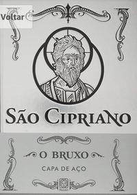 Livro Do São Cipriano - Capa De Aço