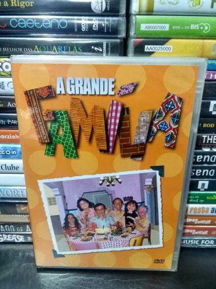 Dvd A Grande Familia Novo Lacradoda Fabrica Original