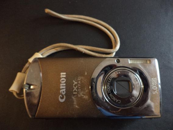Maquina Fotográfica Canon Ixy Funcionando
