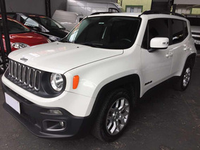 Jeep Renegade 1.8 Longitude Flex Aut. 5p 2017 Branco 24000km