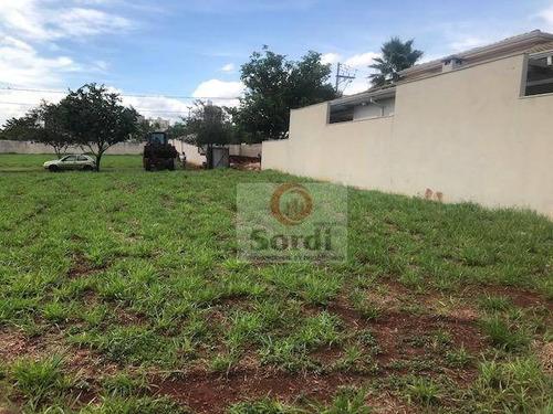 Terreno À Venda, 360 M² Por R$ 480.000,00 - Jardim Nova Aliança Sul - Ribeirão Preto/sp - Te1030