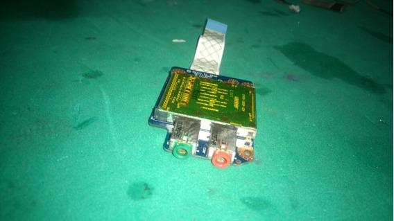Placa De Áudio Lenovo G 460