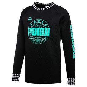 Moletom Puma Original Coleção Diamond Gg