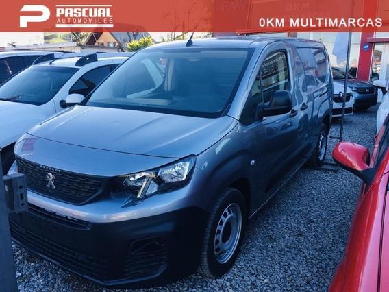 Peugeot Partner K9 Full Doble Puerta Lateral 2020 0km