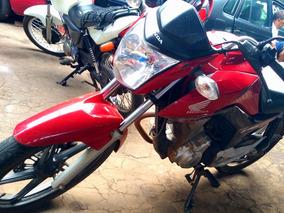 Honda Cg Fan Esdi 160 *parcelamos 30% Mesmo Com Restrição!