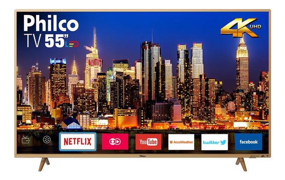 Smart Tv Philco 55 Led Full Hd 4k Ptv55f61snc